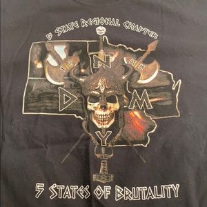 Other - NYDM Metal T-Shirt XL